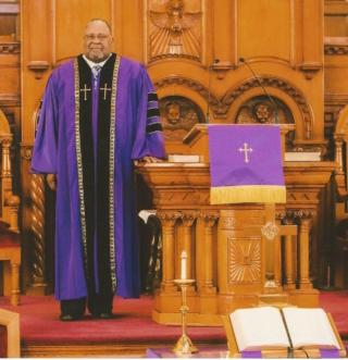 Pastor Balark